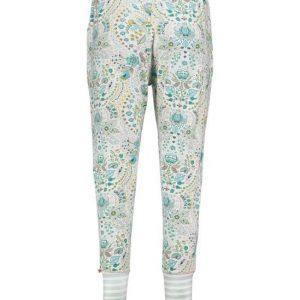 Pyjama-Hose lang mit Sommermotiv, Vorderansicht