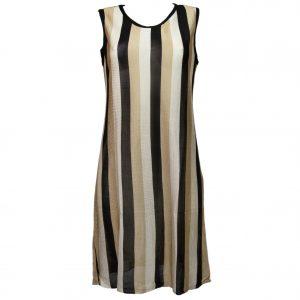 Elegantes Viskose-Kleid 100% Viskose