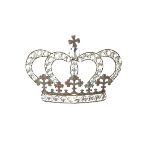 Wanddeko Krone König
