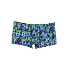 Geburtstags-Unterhose für Männer