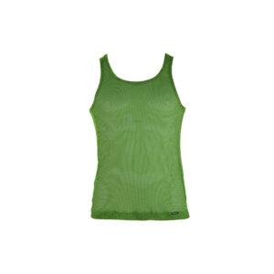 Herren Freizeit Unterhemd/Shirt, kiwi